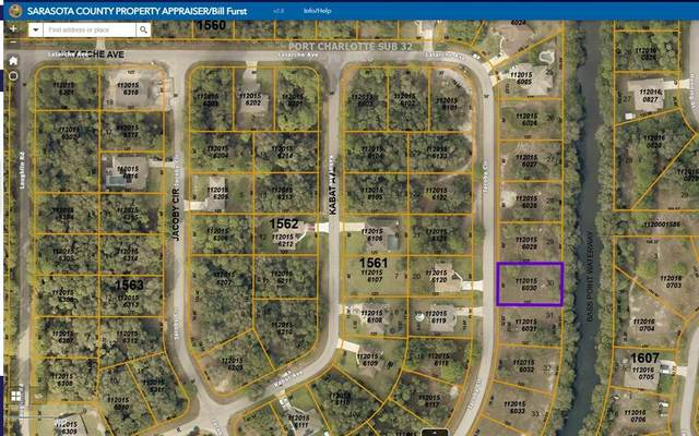 Jacoby Circle, North Port, FL 34288 (MLS #A4502989) :: Frankenstein Home Team