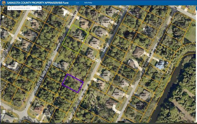 Sabrina Terrace, North Port, FL 34286 (MLS #A4502995) :: Cartwright Realty