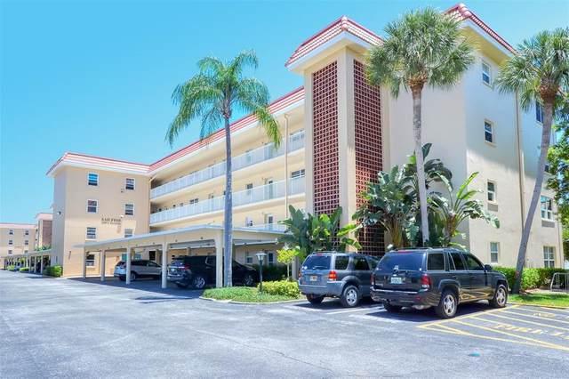 1300 N Portofino Drive S405, Sarasota, FL 34242 (MLS #A4502999) :: Cartwright Realty
