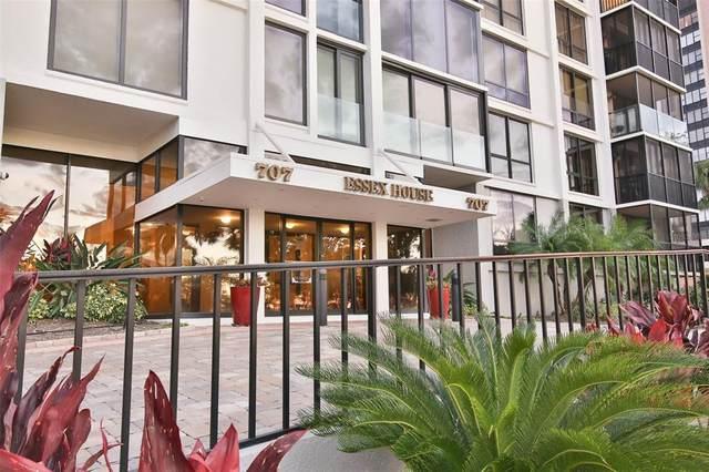 707 S Gulfstream Avenue #506, Sarasota, FL 34236 (MLS #A4503091) :: Pepine Realty