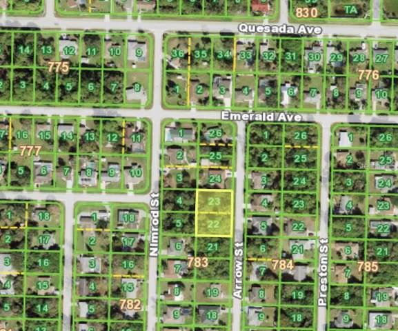 1317 Arrow Street, Port Charlotte, FL 33952 (MLS #A4503162) :: Coldwell Banker Vanguard Realty