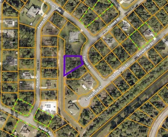 Troost Street, North Port, FL 34288 (MLS #A4503191) :: The Price Group