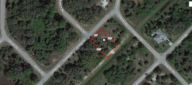 Irondale Road, North Port, FL 34287 (MLS #A4503200) :: Kelli and Audrey at RE/MAX Tropical Sands