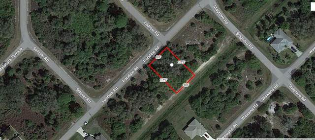 Irondale Road, North Port, FL 34287 (MLS #A4503203) :: Kelli and Audrey at RE/MAX Tropical Sands