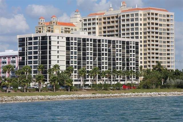 11 Sunset Drive #607, Sarasota, FL 34236 (MLS #A4503298) :: Pepine Realty