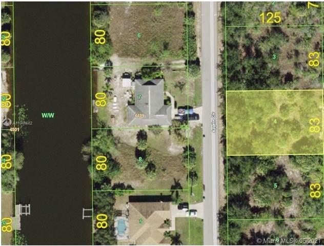 9477 Applin Circle, Port Charlotte, FL 33981 (MLS #A4503342) :: The Robertson Real Estate Group