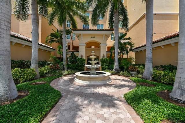 409 N Point Road #404, Osprey, FL 34229 (MLS #A4503345) :: Prestige Home Realty