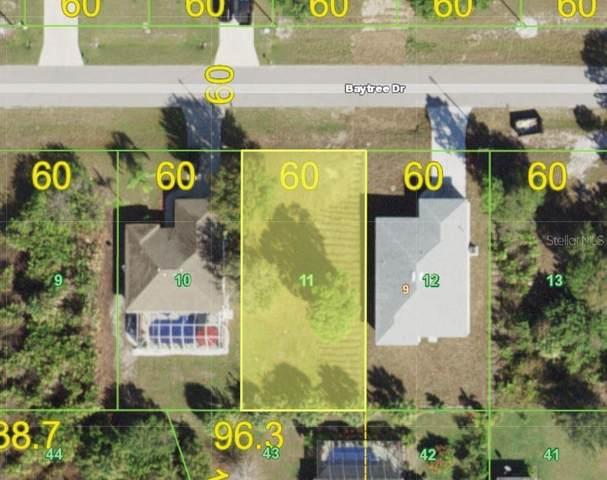 109 Baytree Drive, Rotonda West, FL 33947 (MLS #A4503350) :: The Robertson Real Estate Group