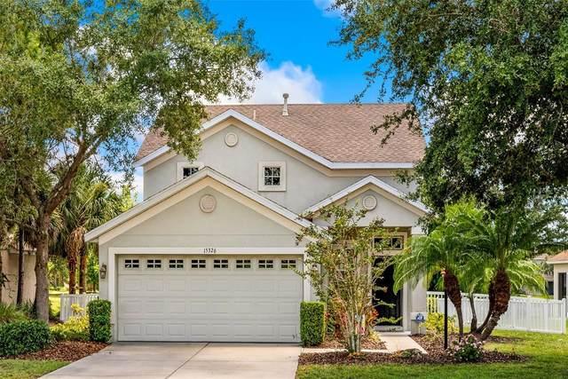 15326 Searobbin Drive, Lakewood Ranch, FL 34202 (MLS #A4503365) :: The Light Team