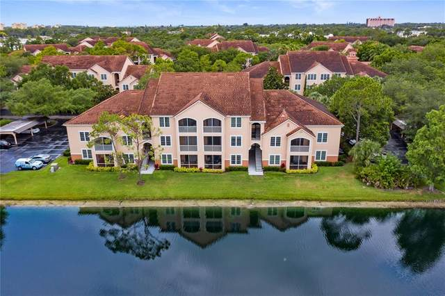 4170 Central Sarasota Parkway #424, Sarasota, FL 34238 (MLS #A4503433) :: The Hustle and Heart Group