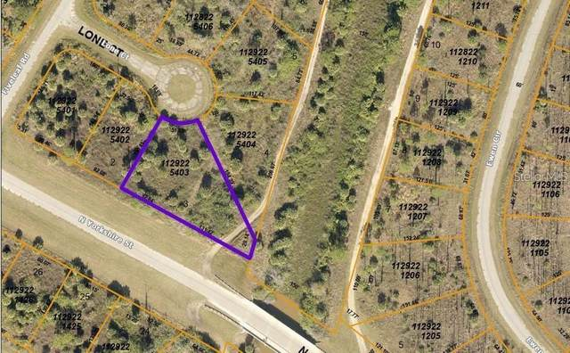 Lot 3 Lone Court, North Port, FL 34288 (MLS #A4503442) :: Everlane Realty