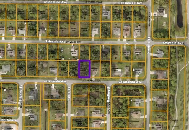 Jacaranda Avenue, North Port, FL 34291 (MLS #A4503468) :: Alpha Equity Team