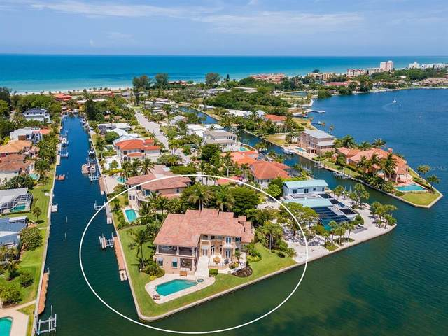 640 Rountree Drive, Longboat Key, FL 34228 (MLS #A4503523) :: Florida Real Estate Sellers at Keller Williams Realty