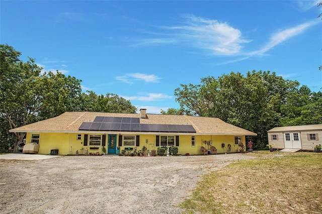 10641 SE 142ND AVENUE Road, Ocklawaha, FL 32179 (MLS #A4503530) :: Griffin Group