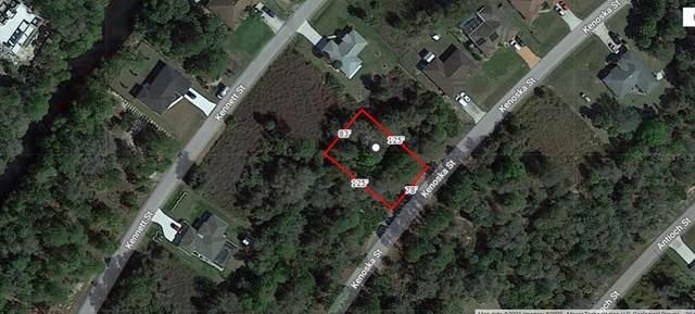 Kenoska Street, North Port, FL 34288 (MLS #A4503531) :: Cartwright Realty