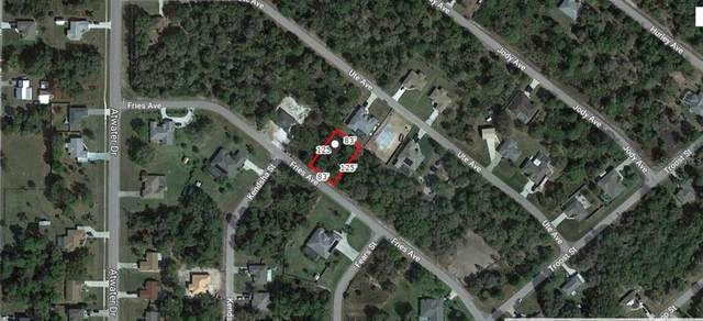 Fries Avenue, North Port, FL 34288 (MLS #A4503534) :: The Price Group