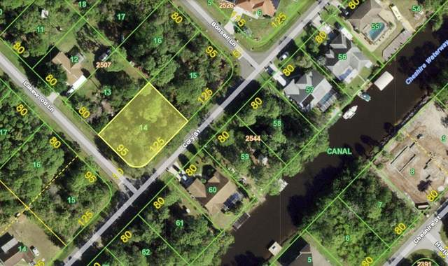491 Cory Street, Port Charlotte, FL 33953 (MLS #A4503539) :: Everlane Realty