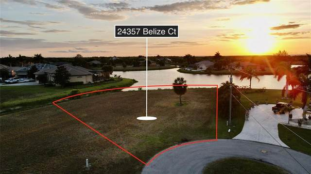 24357 Belize Court, Punta Gorda, FL 33955 (MLS #A4503565) :: Everlane Realty