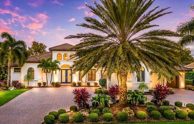 11447 Savannah Lakes Drive, Parrish, FL 34219 (MLS #A4503591) :: The Light Team