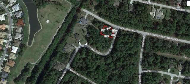 Rufus Road, North Port, FL 34288 (MLS #A4503605) :: Team Pepka