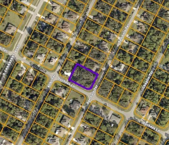 Duchess Lane, North Port, FL 34286 (MLS #A4503610) :: Cartwright Realty