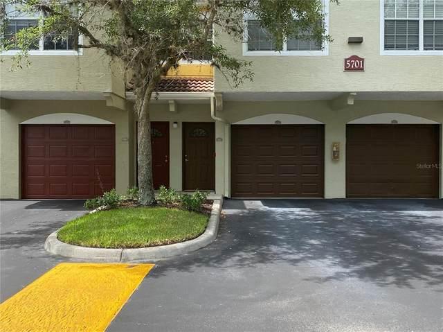 5701 Bentgrass Drive 18-203, Sarasota, FL 34235 (MLS #A4503619) :: Keller Williams Realty Peace River Partners