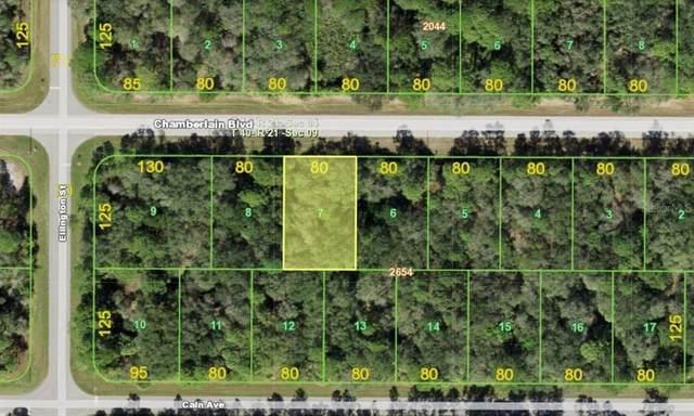 14225 Chamberlain Boulevard, Port Charlotte, FL 33953 (MLS #A4503653) :: RE/MAX Marketing Specialists