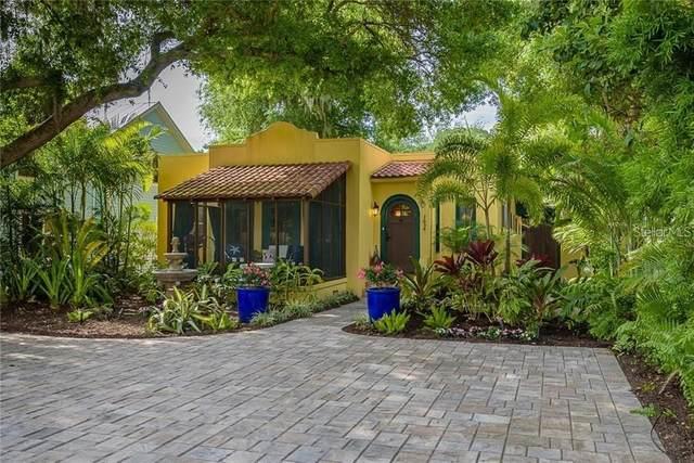 1654 Prospect Street, Sarasota, FL 34239 (MLS #A4503655) :: The Light Team