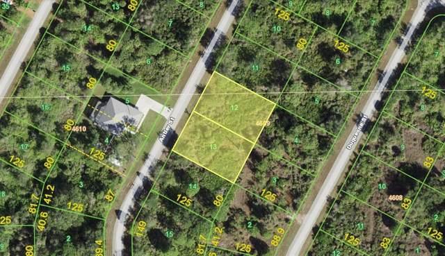 10000 & 10008 Antler Street, Port Charlotte, FL 33981 (MLS #A4503665) :: Coldwell Banker Vanguard Realty