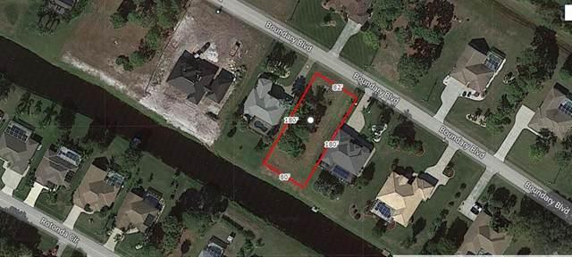 668 Boundary Boulevard, Rotonda West, FL 33947 (MLS #A4503697) :: The BRC Group, LLC
