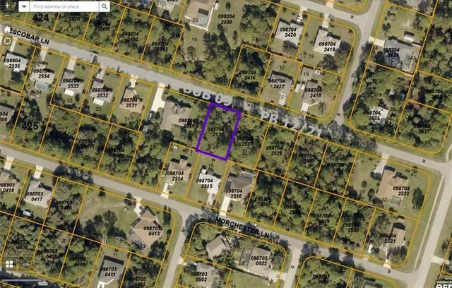Escobar Lane, North Port, FL 34286 (MLS #A4503736) :: Griffin Group