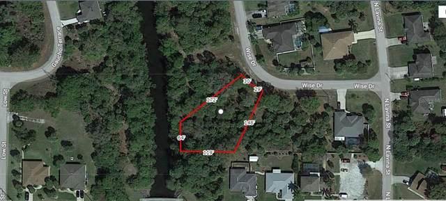 Wise Drive, North Port, FL 34286 (MLS #A4503785) :: Team Pepka