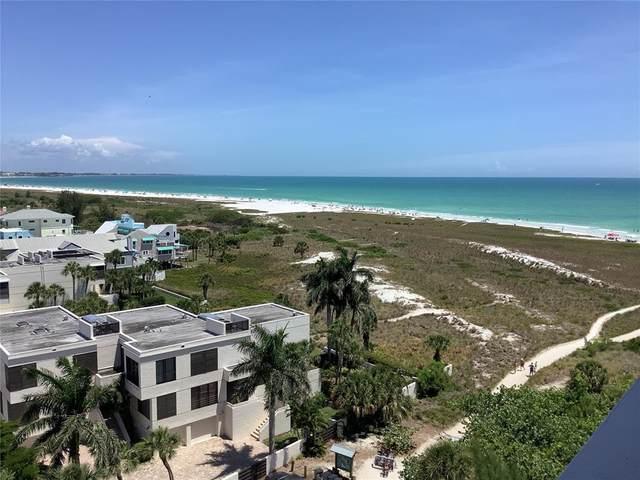 5400 Ocean Boulevard 8-4, Sarasota, FL 34242 (MLS #A4503790) :: Baird Realty Group