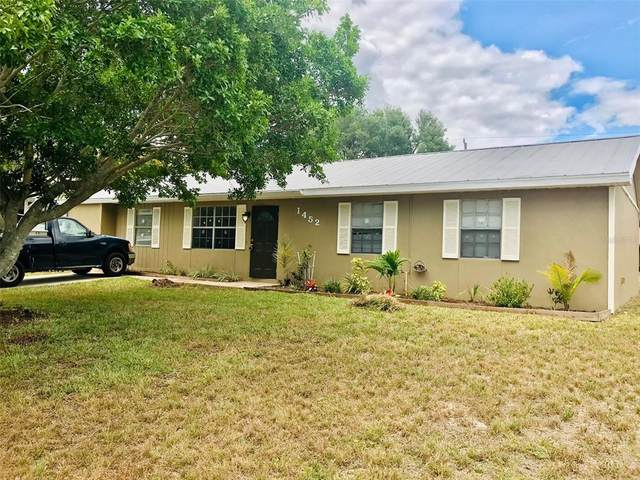 1452 Noble Terrace, Port Charlotte, FL 33952 (MLS #A4503793) :: Alpha Equity Team