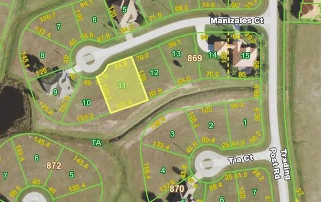 24456 Manizales Court, Punta Gorda, FL 33955 (MLS #A4503823) :: Frankenstein Home Team