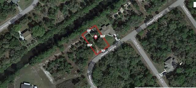 Herbert Terrace, North Port, FL 34288 (MLS #A4503844) :: Dalton Wade Real Estate Group