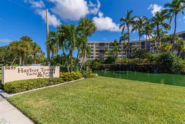 5855 Midnight Pass Road #110, Sarasota, FL 34242 (MLS #A4503872) :: EXIT King Realty