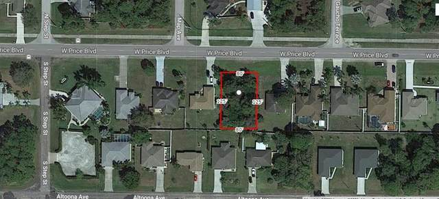 W Price Boulevard, North Port, FL 34286 (MLS #A4503885) :: Griffin Group
