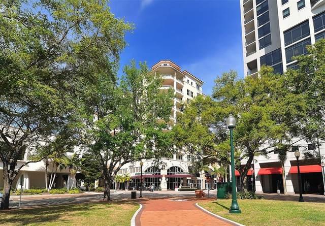 100 Central Avenue F712, Sarasota, FL 34236 (MLS #A4503889) :: Pepine Realty