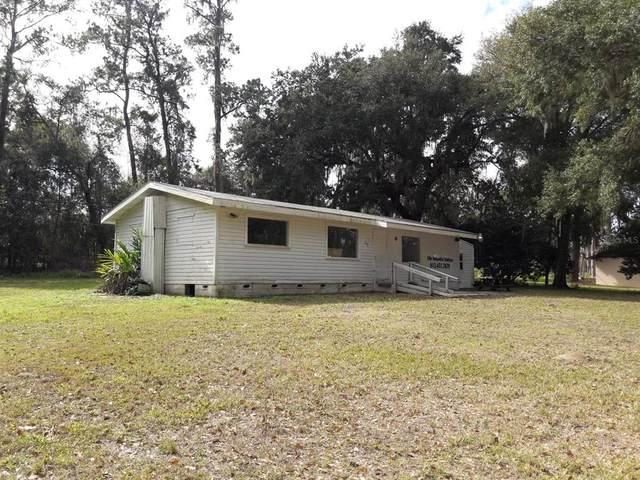 947 W Jefferson Street, Brooksville, FL 34601 (MLS #A4503895) :: Pepine Realty