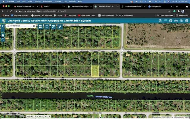 14234 Howard Avenue, Port Charlotte, FL 33953 (MLS #A4503907) :: Kelli and Audrey at RE/MAX Tropical Sands