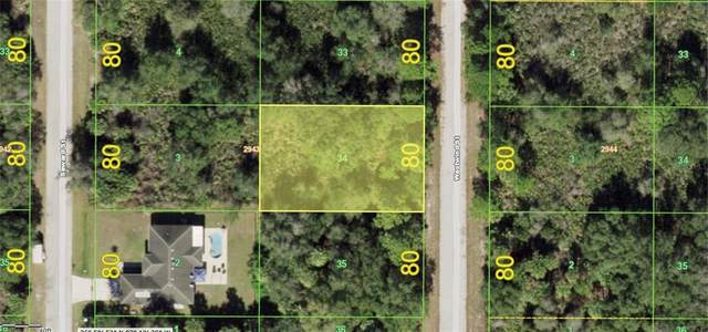 2203 Westwind Street, Port Charlotte, FL 33953 (MLS #A4503909) :: Kelli and Audrey at RE/MAX Tropical Sands