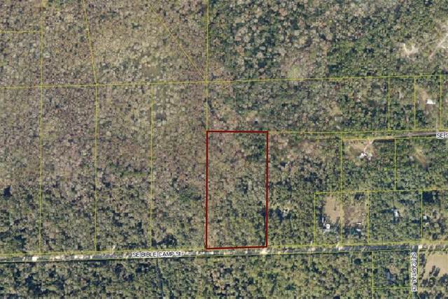1585 SE Bible Camp Street, High Springs, FL 32643 (MLS #A4503924) :: Dalton Wade Real Estate Group