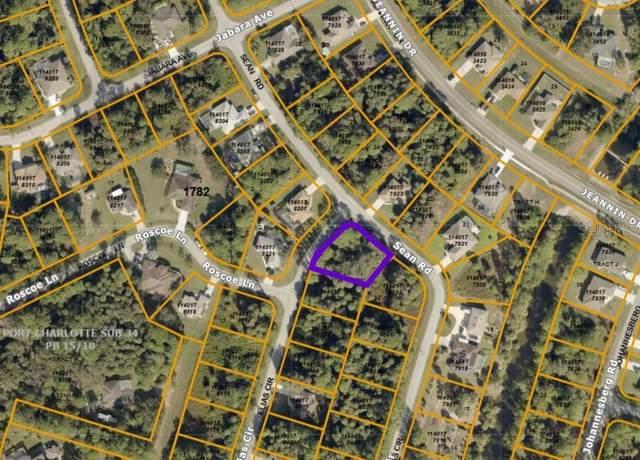 Sean Road, North Port, FL 34288 (MLS #A4503938) :: Team Pepka