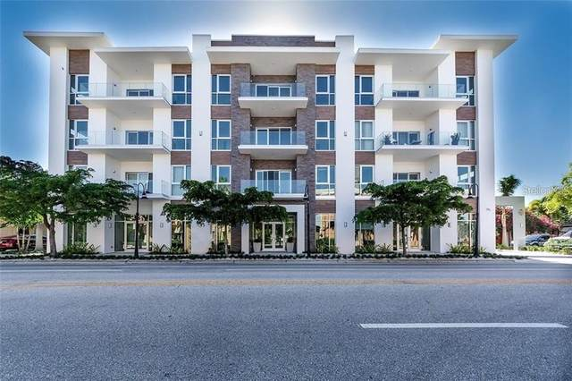 635 S Orange Avenue #201, Sarasota, FL 34236 (MLS #A4503988) :: Keller Williams Realty Peace River Partners