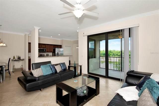 16706 Vardon Terrace #406, Bradenton, FL 34211 (MLS #A4503998) :: Florida Real Estate Sellers at Keller Williams Realty