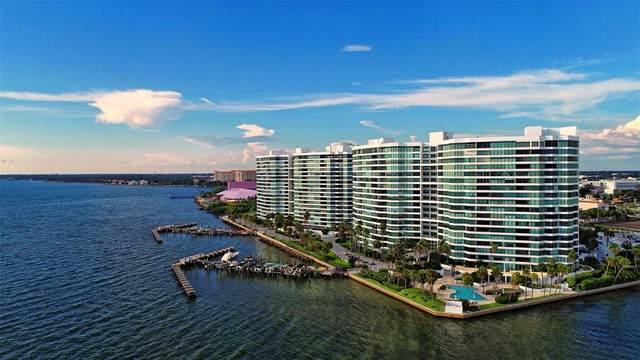 988 Blvd Of The Arts #1710, Sarasota, FL 34236 (#A4504058) :: Caine Luxury Team