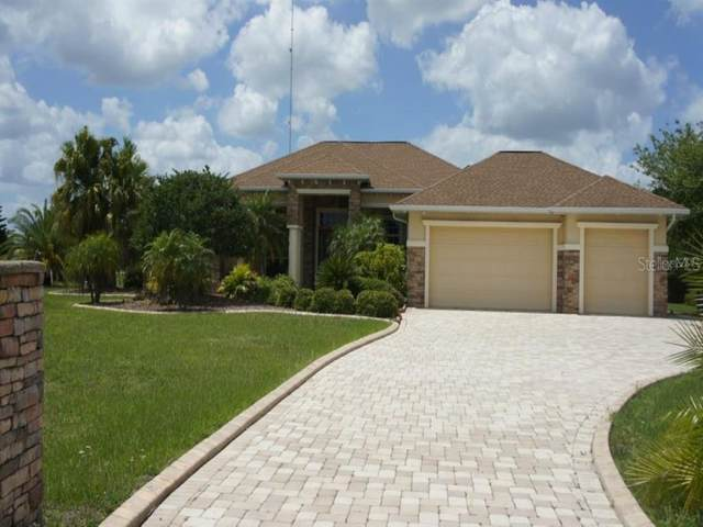 17811 Doe Creek Court, Parrish, FL 34219 (MLS #A4504078) :: Team Turner