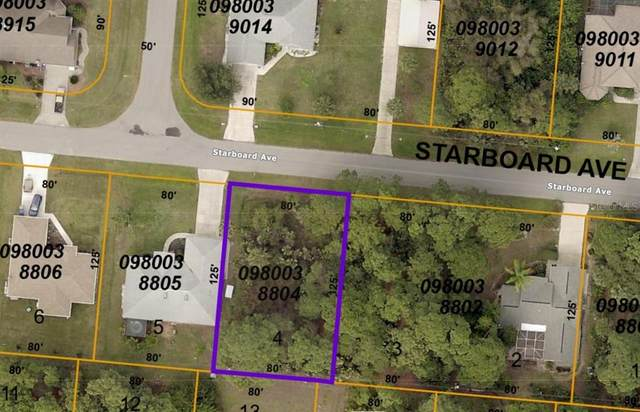 00 Starboard Avenue, North Port, FL 34287 (MLS #A4504094) :: The Price Group