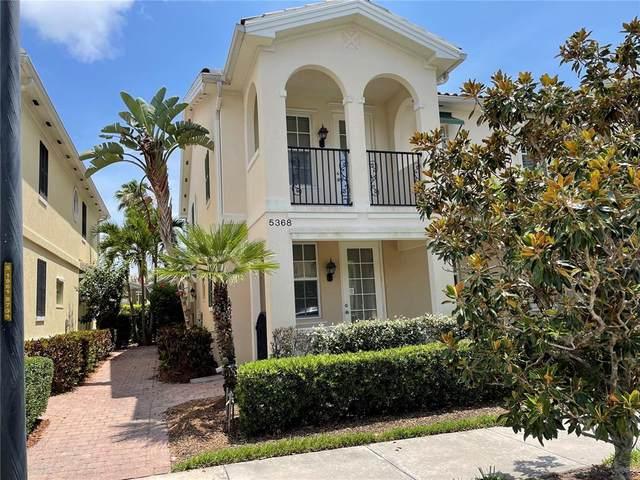 5368 Eliseo Street, Sarasota, FL 34238 (MLS #A4504123) :: Griffin Group